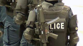 日本警察・機動隊・警察特殊部隊