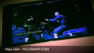 Android 5.0 на MT6582 - потоковое видео FullHD - Oukitel Original Pure - Rulsmart.com(Тестируем воспроизведение потокового видео на смартфоне Oukitel Original Pure с Mediatek MT6582 на борту (1 ГБ ОЗУ). Да, работ..., 2015-05-24T18:51:36.000Z)