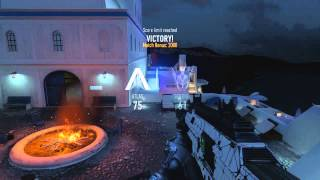 Cod Advanced Warfare Multiplayer - The Most Difficult Spawn System ever + intense gameplay
