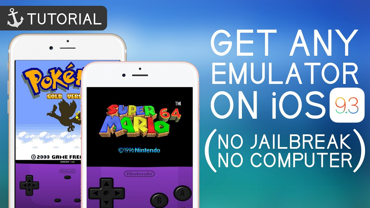 how to install gameboy color emulator on iphone coloringsite co