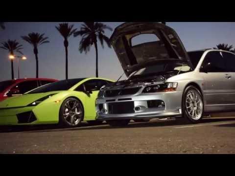 Scottsdale Arizona Car Meet August 2016