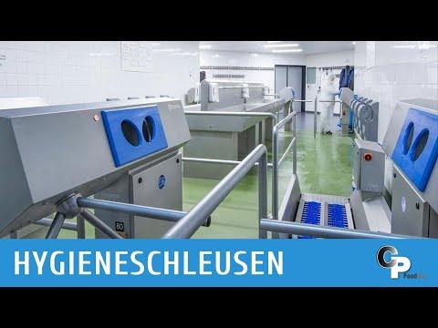 CP FoodTec: Hygieneschleusen Von Elpress