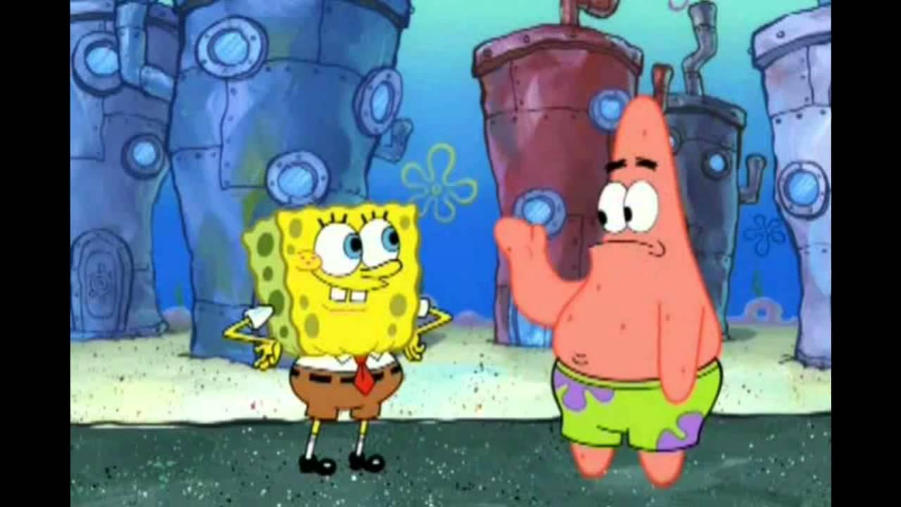 Spongebob Squarepants Pet Or Pests Komputer Overload Animation