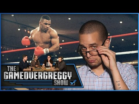 Colin's Anxiety, Mike Tyson's Transgressions - The GameOverGreggy Show Ep. 115