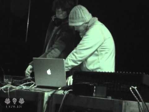 Prefuse 73 live @ Ikra, Moscow, 08.03.2006