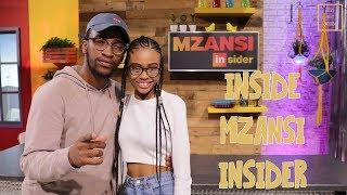 Inside Mzansi Insider! (VLOG)