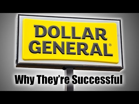Dollar General - Why They're Successful