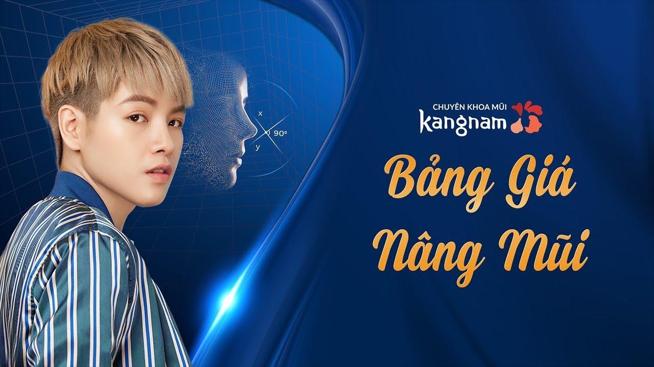 Bảng giá Nâng mũi tại Kangnam (Mới nhất)