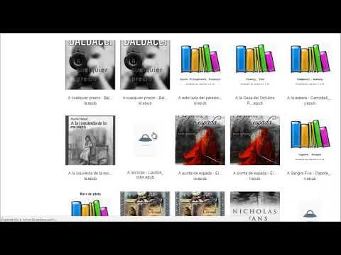 Colección De 3700 Ebooks En Formato Epub 2018