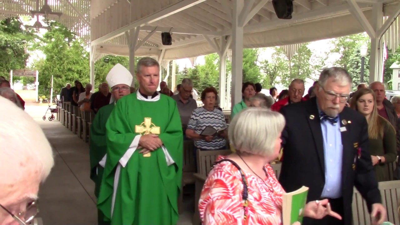 NYS KC at St. Anne's Shrine  7-22-18