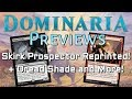 Mtg: Dominaria Previews: Dread Shade, Skirk Prospector and More!