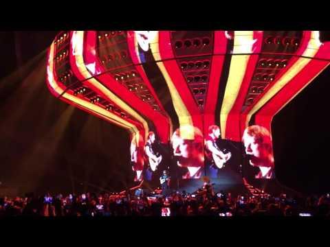 Ed Sheeran - Barcelona LIVE at Palau Sant Jordi Barcelona