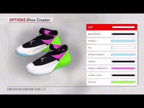 c68f250532e0 NBA 2K18 Shoe Creator  Air Jordan Why Not Zero.1 Westbrook