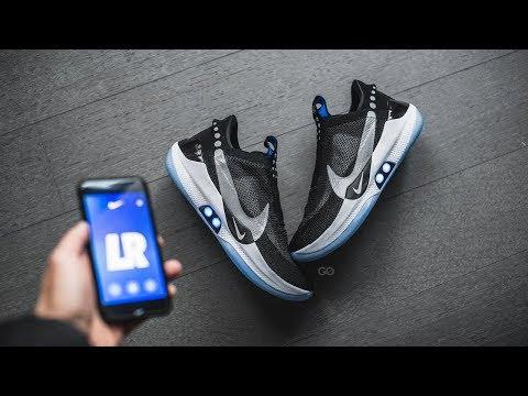 15dc6630f5 Nike Adapt BB