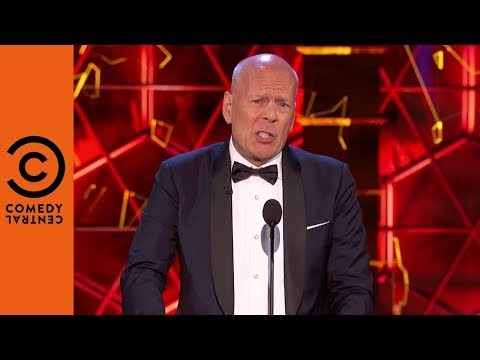It's Bruce f**king Willis  Roast of Bruce Willis