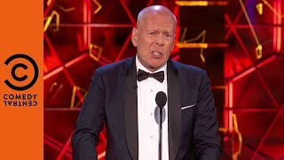 It's Bruce f**king Willis | Roast of Bruce Willis