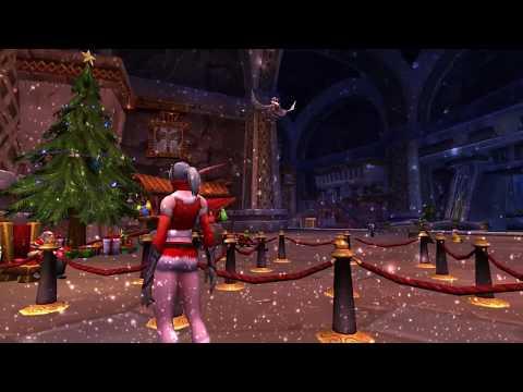 Подарки на Новый Год от Енфигора! World of Warcraft