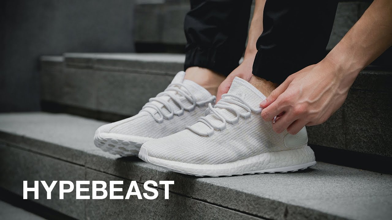 new styles 5a21d e312f adidas PureBOOST Clima Series Closer Look | HYPEBEAST