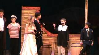 2012 Pandemonium Productions Little Mermaid part 20 Wedding scene