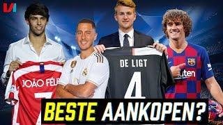 Dit Zijn Tot Nu Toe De Winnaars & Verliezers Van De Transferzomer!