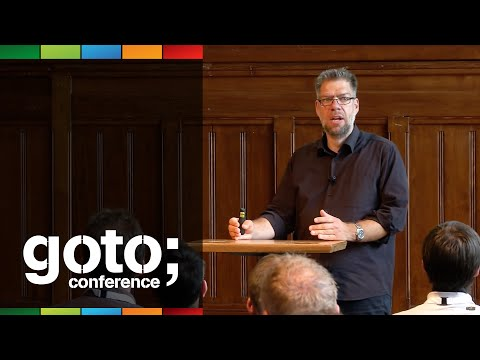 GOTO 2014 • REST: I don't Think it Means What You Think it Does • Stefan Tilkov