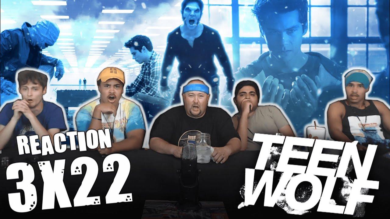 "Teen Wolf   3x22: ""De Void"" REACTION!!"