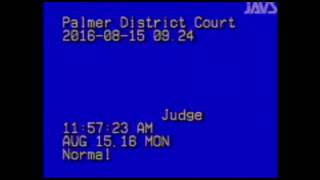 Listen to audio from the sentencing hearing of David Becker