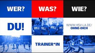 Trainer*in gesucht! | HSV-Leichtathletik