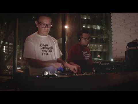 "ECHOES ""DJ"" SESSIONS : DISKORIA (Indonesian Disco / Funk / Jazz / Pop Dj Set)"