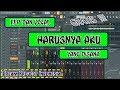 (FLP dan VOCAL Reggae) HARUSNYA AKU FLP DAN VOCAL - DREAM PROJECT INDONESIA