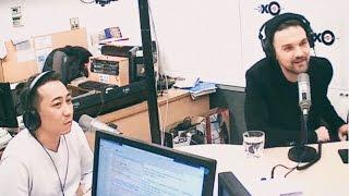 Александр Панайотов в эфире радио Эхо Москвы 25.12.2016