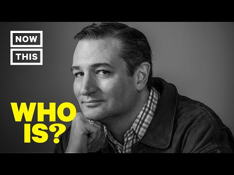 Who is Ted Cruz? Conservative Republican Senator of Texas | NowThis