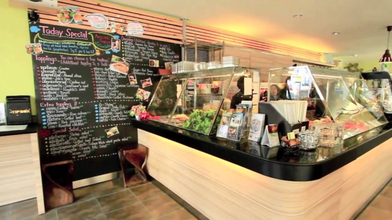 salad bar concept images galleries