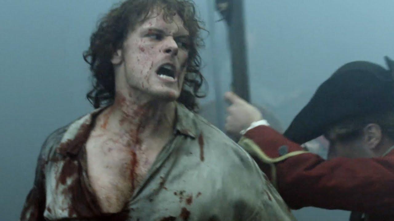 Download Outlander Recap: Sam Heughan Talks Prestonpans - Season 2 Episode 10