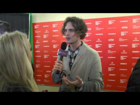 Matthew Gray Gubler Trash Fire Movie Sundance