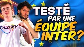 UNE ÉQUIPE INTERNATIONALE ME RECRUTE EN TEST AVEC CHAP ? CHALLENGER 600 LP+