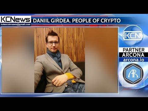 People of Сrypto World - Daniil Girdea