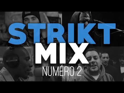 Youtube: STRIKT MIX #01 – Scylla, Lucio Bukowski, Ywill, Sear Lui Même, L'Hexaler, Le Cioner, & Anton Serra