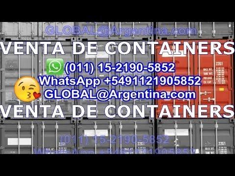 Venta de contenedores maritimos containers marinos - Casas en contenedores marinos ...