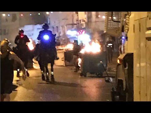Тель-Авив: сражения в Яффо и карантин против COVID-19