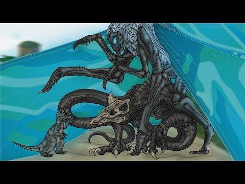 Кинг Конг против Годзиллы 19 / King Kong Vs. Godzilla 19 - Mothra & New Godzilla