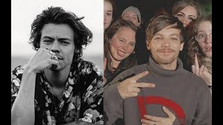 Harry Styles has won a Gay Times Honour Award for LGBTQ Advocate    Louis Tomlinson with fans