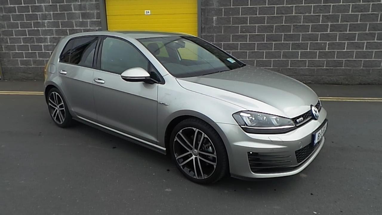 161d15312 2016 Volkswagen Golf Gtd 2 0 Tdi 184hp 5dr 38 950