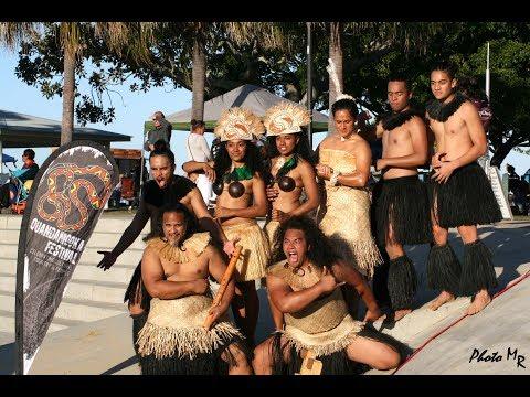 Quandamooka Festival - RAKO from Fiji