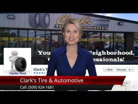 Clarks Tire & Auto 5 Star Review by R C