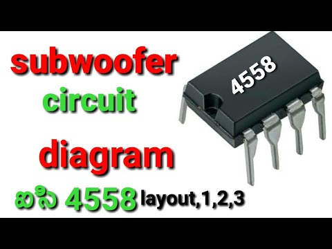subwoofer circuit diagram youtube speaker wiring diagram subwoofer circuit diagram