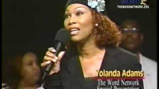 Yolanda Adams- The Battle Is The Lord