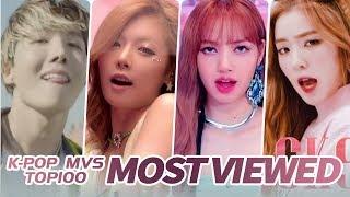 Top MV Kpop Nhiều Lượt Xem Nhất Tuần Qua | Tuần 5 - Tháng 11 (2019)