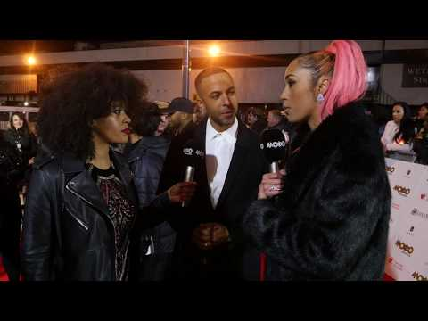 Marvin Humes | Red Carpet Interview | 2017 MOBO Awards