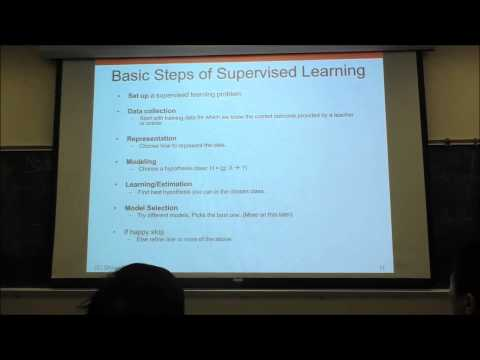 Intro to Machine Learning   ECE, Virginia Tech   Spring 2015